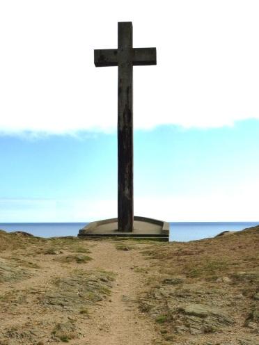 Croix des marins verticale