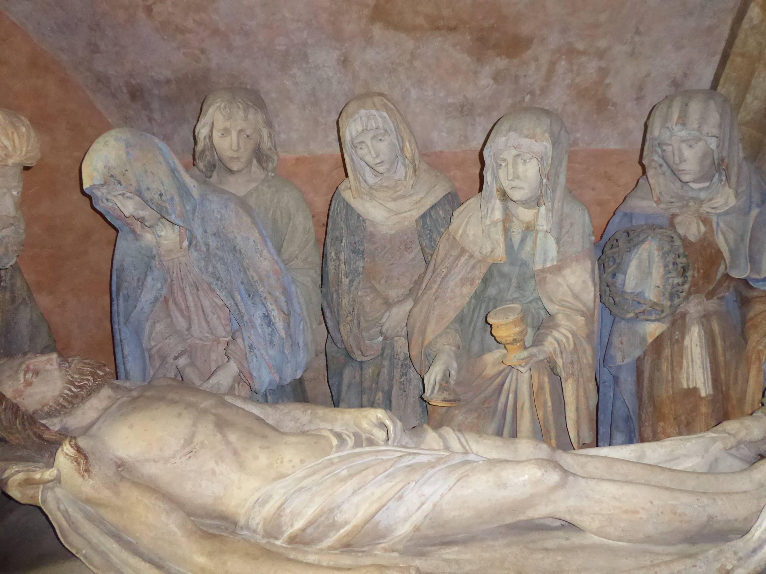 Mise au tombeau Chaource